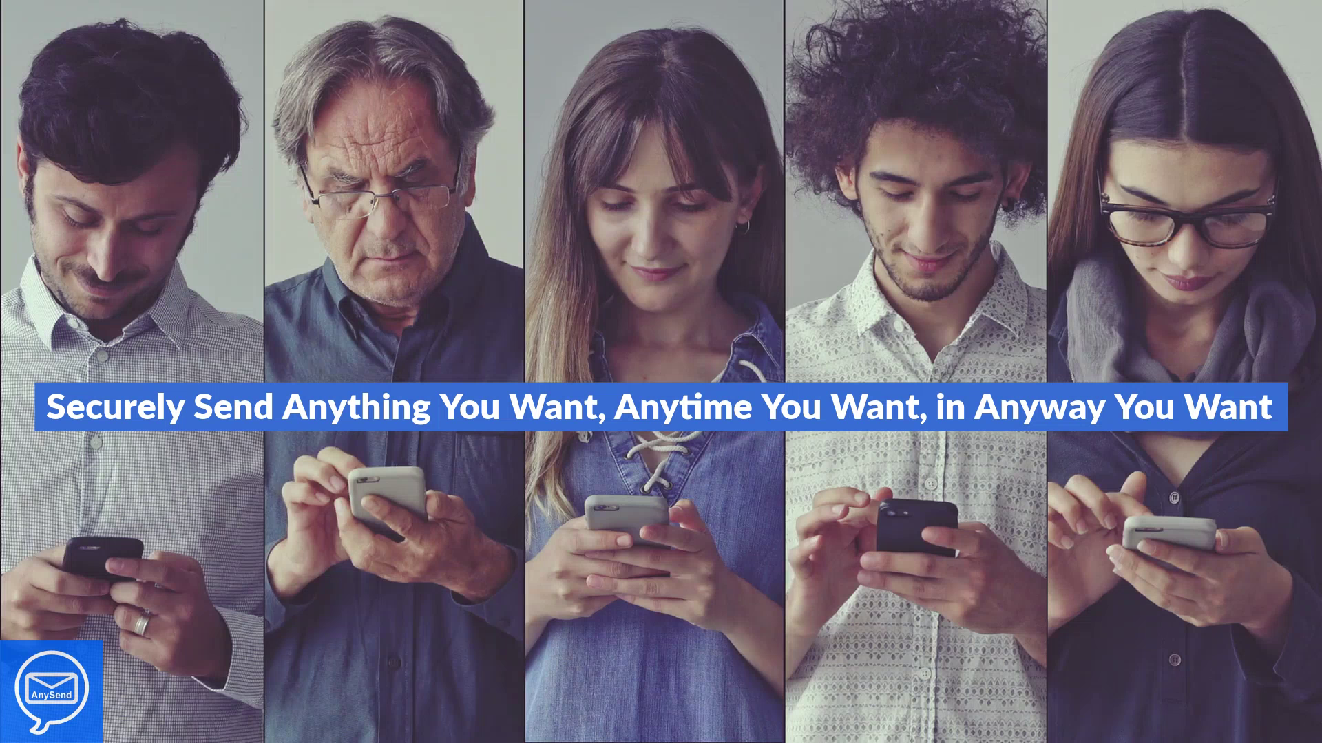 AnySend AI-Based Instant Multimedia Messaging and Video Calls Application