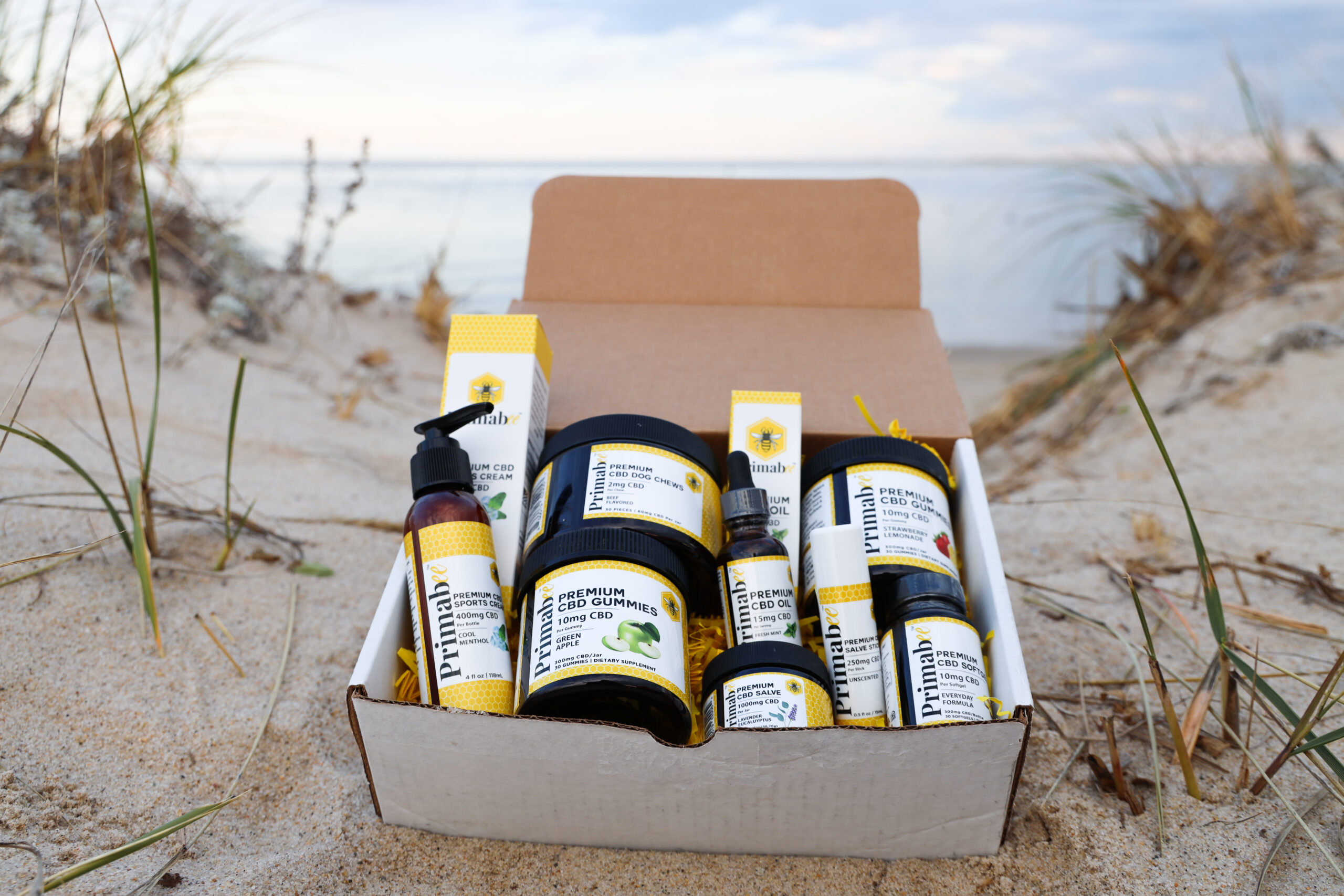 Primabee CBD Proven Ultra-Premium, Potent and Ethical Cannabis Products