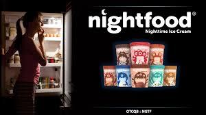 Nightfood Holdings Inc. Sleep-Friendly Ice Cream Solves America's $50 Billion-Dollar Nighttime Snacking Problem