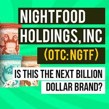 NGTF (Nightfood Holdings Inc.) Sleep-Friendly Ice Cream Solves America's $50 Billion-Dollar Nighttime Snacking Problem, Expanding Distribution in Q1