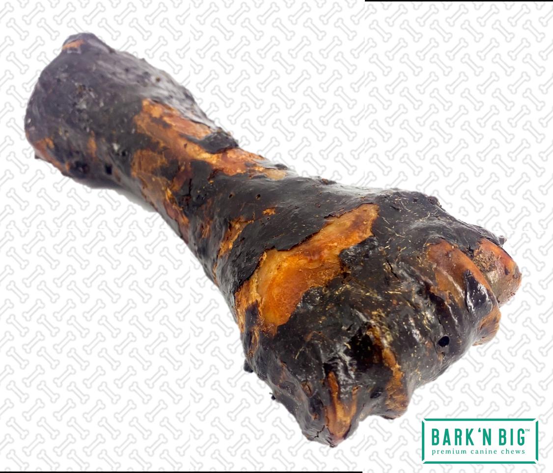 BarknBig Liver Lick Beef Shin Bone
